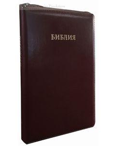 Библия 077 ZTI. Темно-бордовая