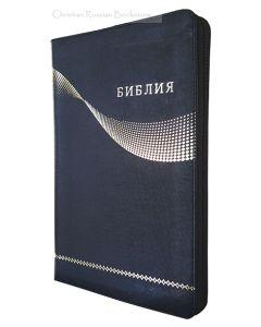 Библия 077 Z  черная