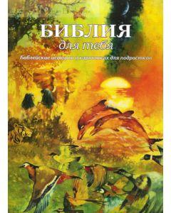 Библия для тебя.Библейские истории в картинках для подростков.