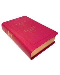 English-Russian Parallel Bible (NASB ) / Англо-Русская Параллельная Библия-Pink